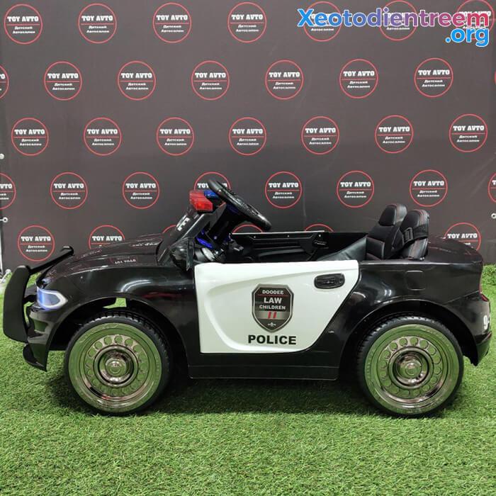 Ô tô điện cho bé Police JC-666 7
