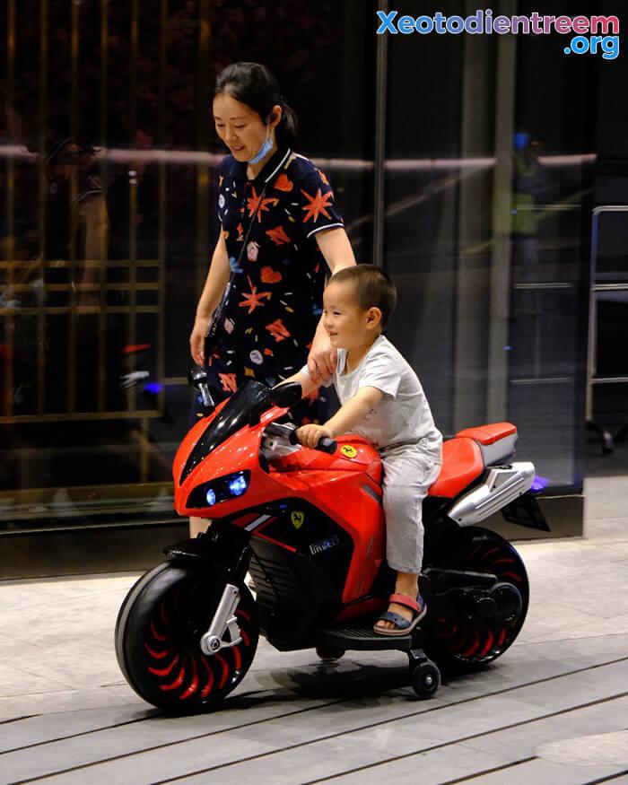 Xe máy cho trẻ em XM-900 1