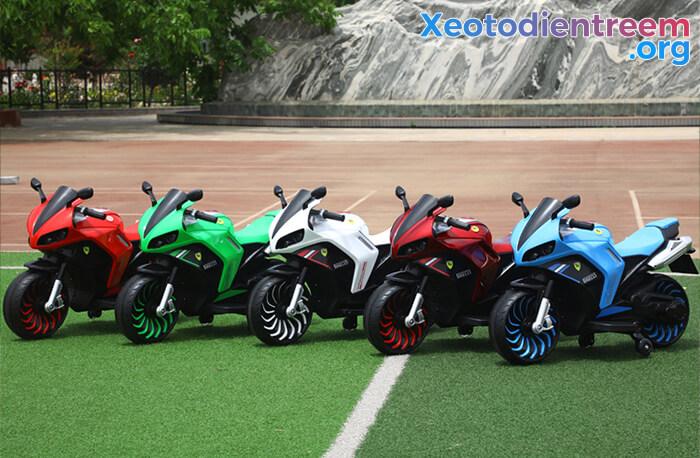 Xe máy cho trẻ em XM-900 11