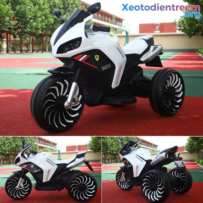 Xe máy cho trẻ em XM-900 12
