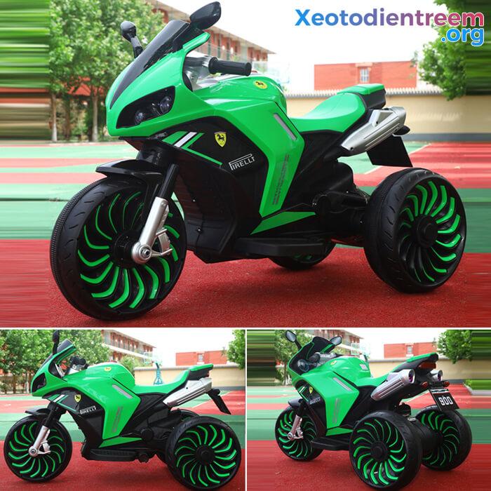 Xe máy cho trẻ em XM-900 13