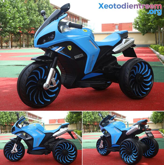 Xe máy cho trẻ em XM-900 15
