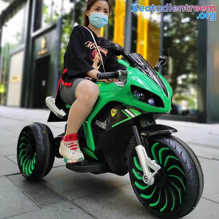 Xe máy cho trẻ em XM-900 17