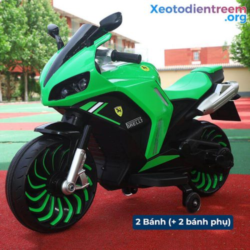 Xe máy cho trẻ em XM-900 2 bánh/3 bánh