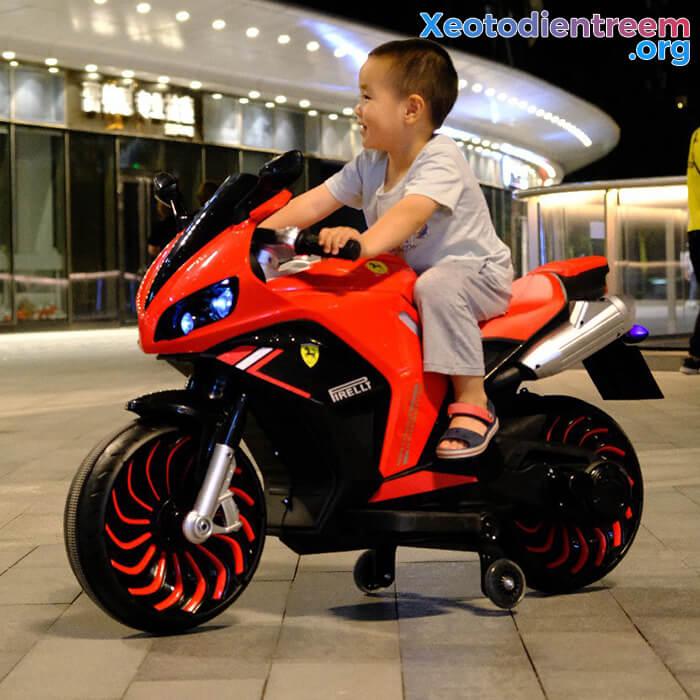 Xe máy cho trẻ em XM-900 2