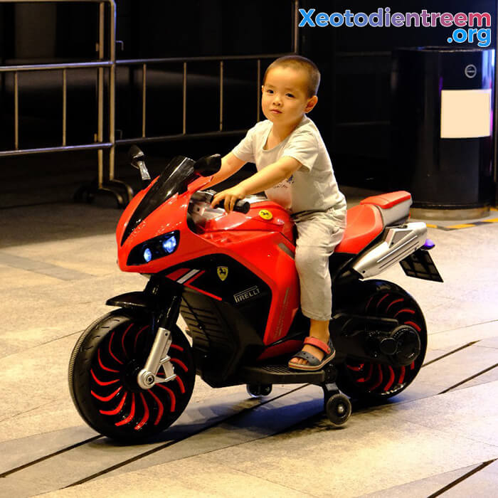 Xe máy cho trẻ em XM-900 3
