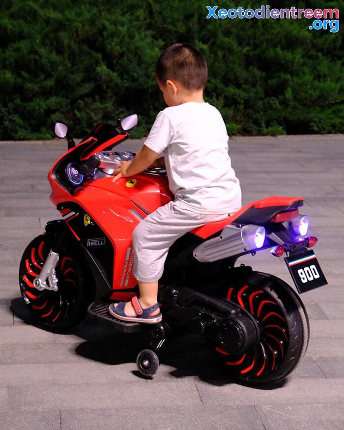 Xe máy cho trẻ em XM-900 5