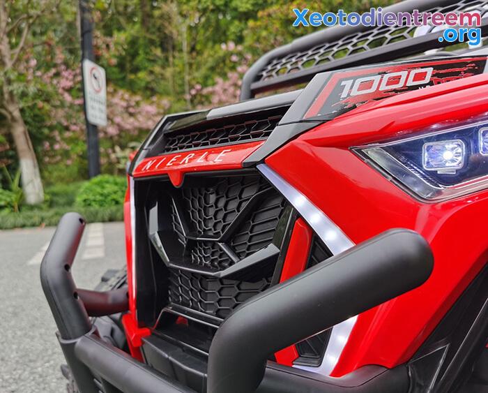 Xe oto Jeep chạy điện cho bé NEL-918 13