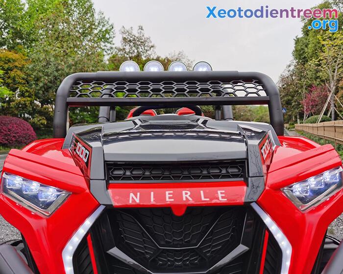 Xe oto Jeep chạy điện cho bé NEL-918 14