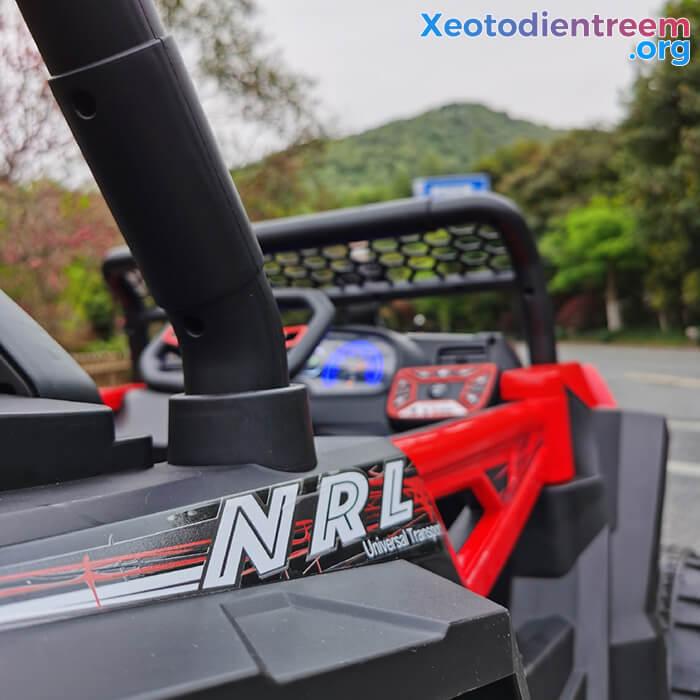 Xe oto Jeep chạy điện cho bé NEL-918 18