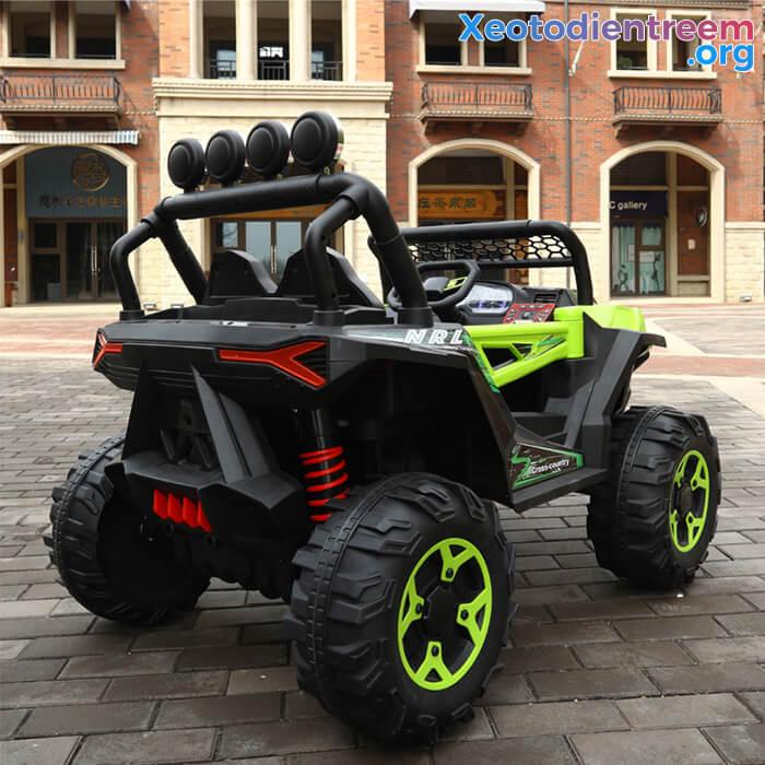Xe oto Jeep chạy điện cho bé NEL-918 2