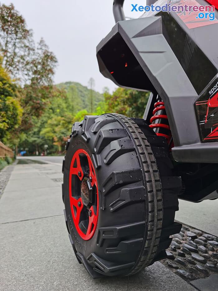 Xe oto Jeep chạy điện cho bé NEL-918 20