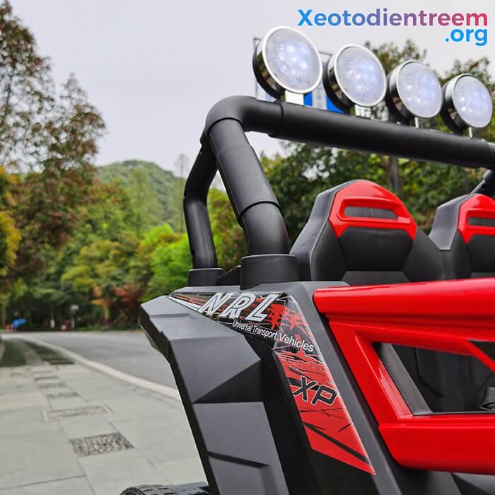 Xe oto Jeep chạy điện cho bé NEL-918 21