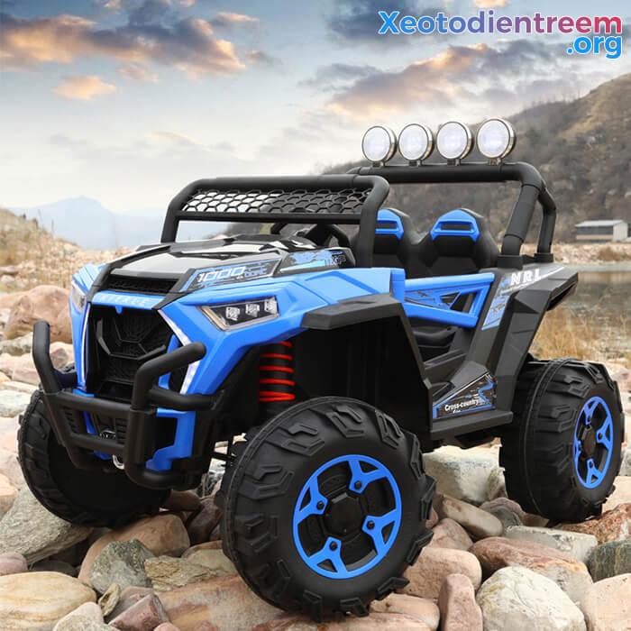 Xe oto Jeep chạy điện cho bé NEL-918 3