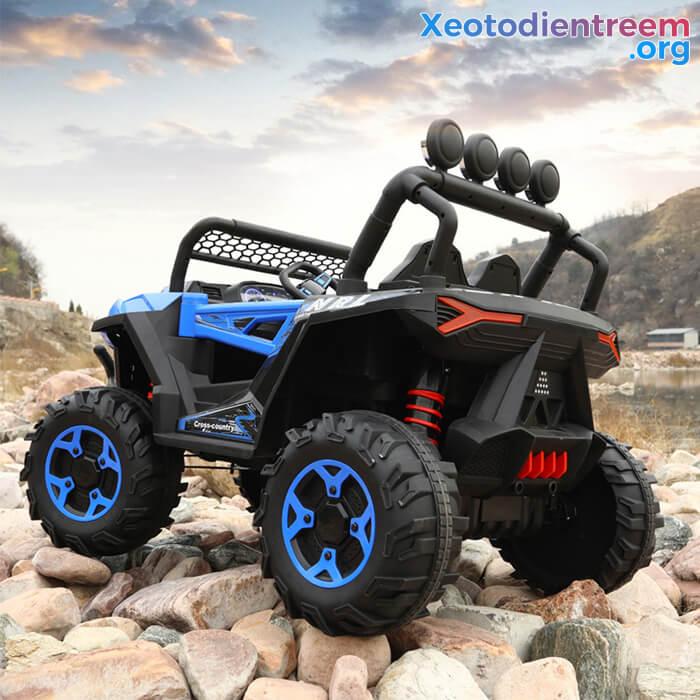 Xe oto Jeep chạy điện cho bé NEL-918 4