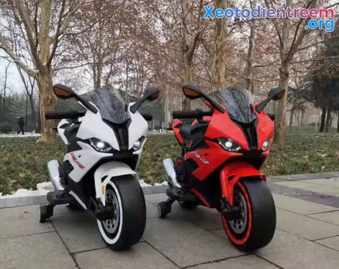 Xe mô tô điện cho bé S1000RR 1