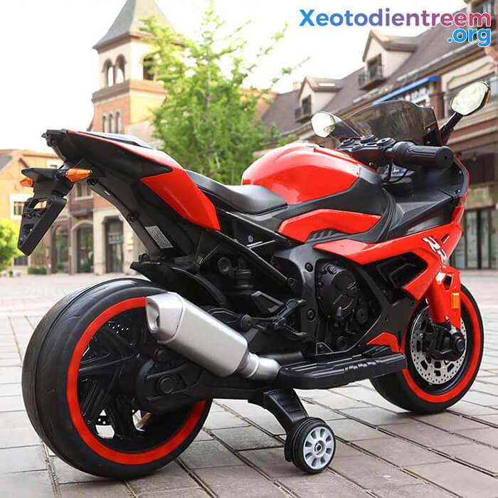 Xe mô tô điện cho bé S1000RR 10