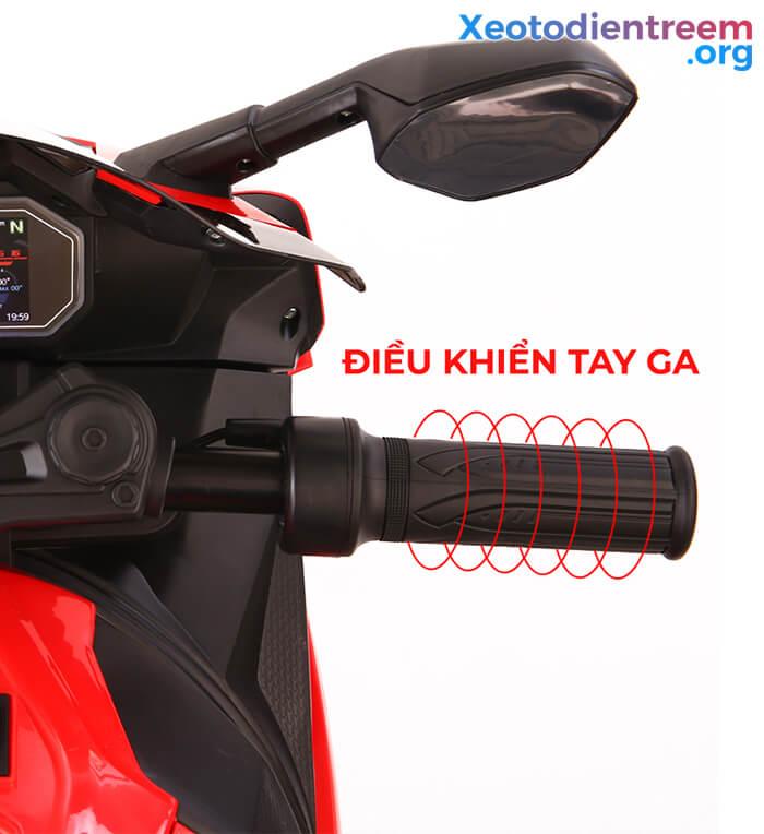 Xe mô tô điện cho bé S1000RR 11