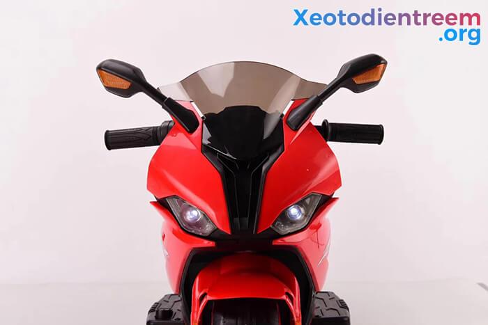 Xe mô tô điện cho bé S1000RR 14