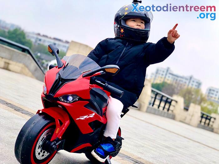 Xe mô tô điện cho bé S1000RR 3
