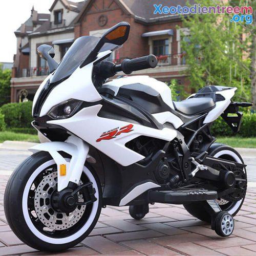 Xe mô tô điện cho bé S1000RR siêu ngầu