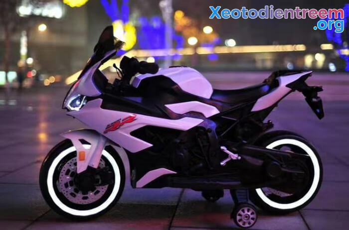 Xe mô tô điện cho bé S1000RR 6