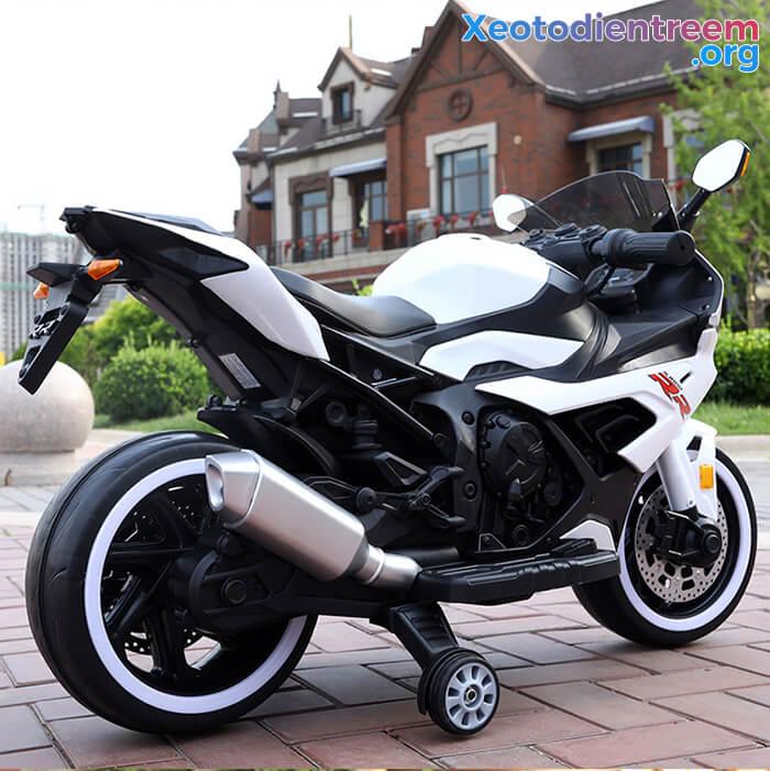 Xe mô tô điện cho bé S1000RR 7
