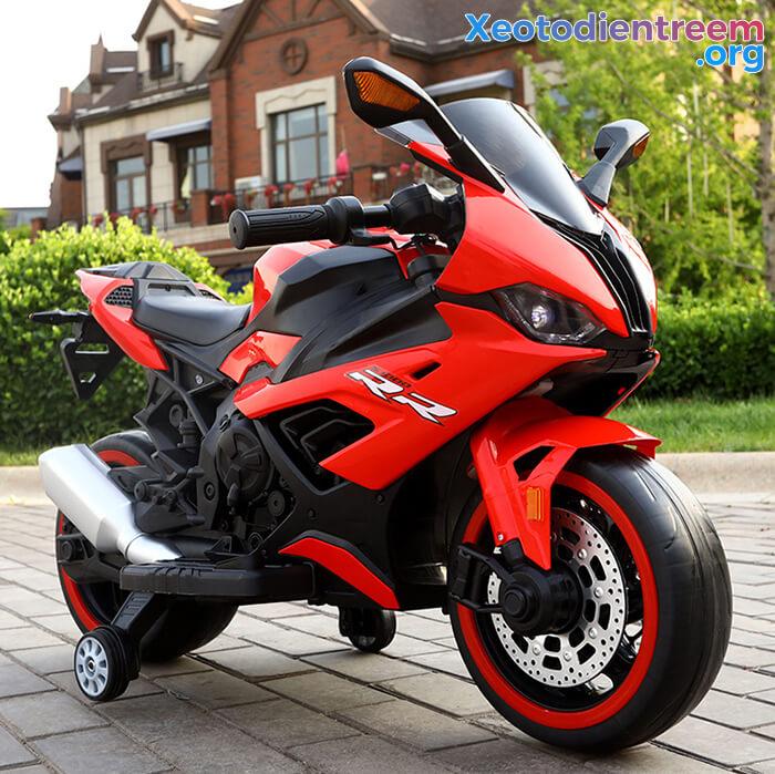 Xe mô tô điện cho bé S1000RR 8