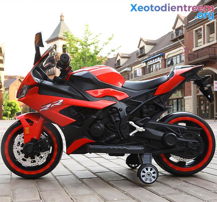 Xe mô tô điện cho bé S1000RR 9