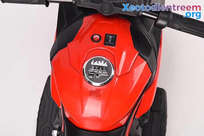 Xe mô tô điện cho bé S1000RR 13