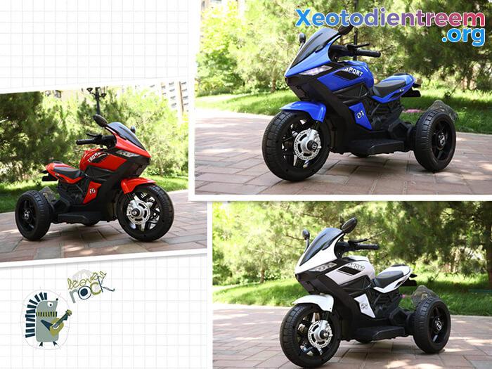 Xe moto điện cho trẻ em BJQ-R8 1