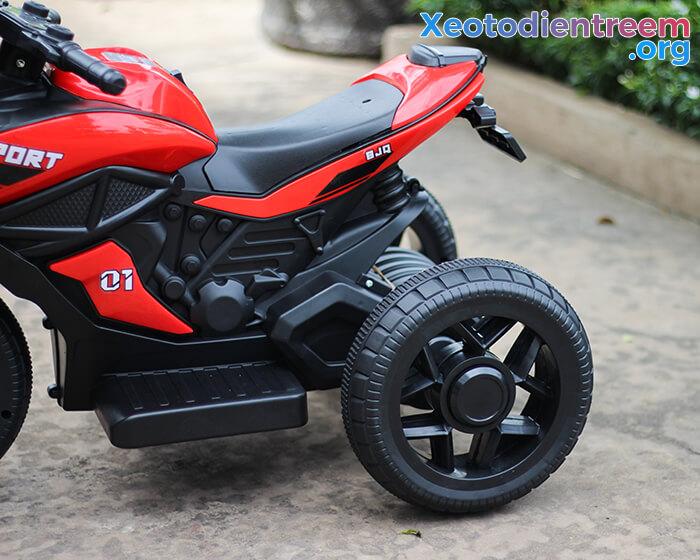 Xe moto điện cho trẻ em BJQ-R8 11