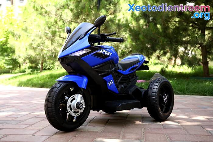 Xe moto điện cho trẻ em BJQ-R8 2