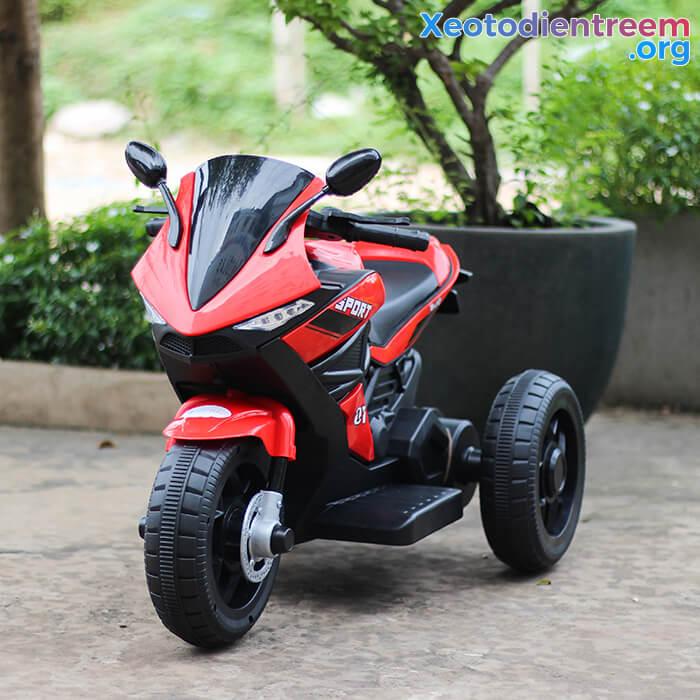 Xe moto điện cho trẻ em BJQ-R8 4