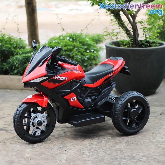Xe moto điện cho trẻ em BJQ-R8 5
