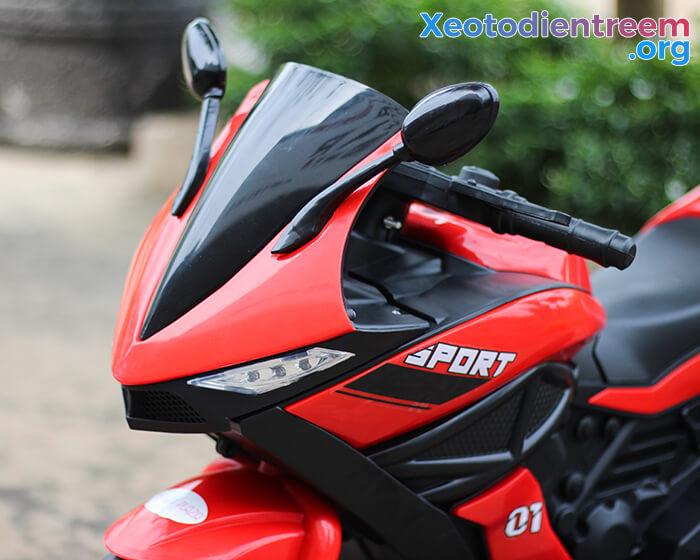 Xe moto điện cho trẻ em BJQ-R8 8