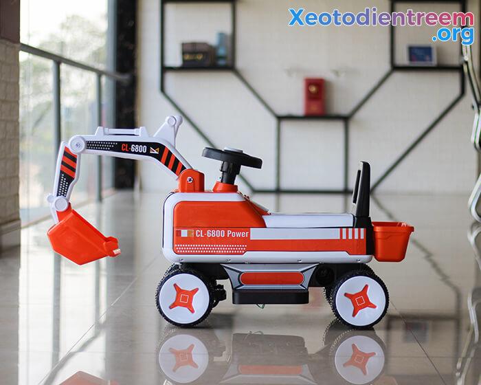Máy xúc điện trẻ em CL-6800 18