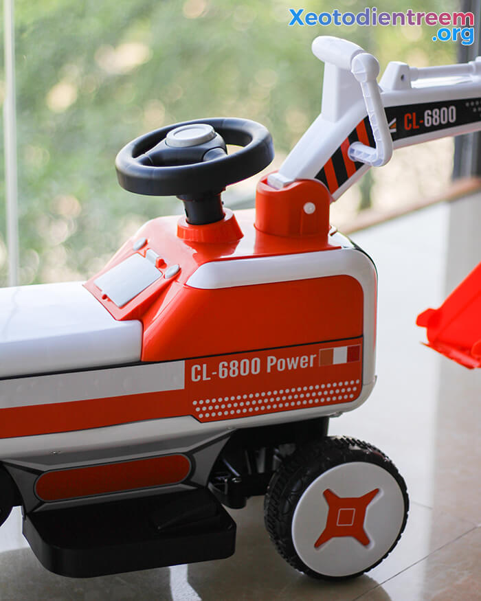Máy xúc điện trẻ em CL-6800 23