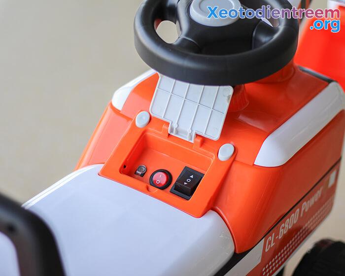 Máy xúc điện trẻ em CL-6800 24
