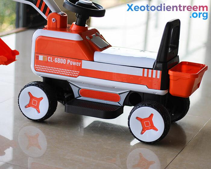Máy xúc điện trẻ em CL-6800 25