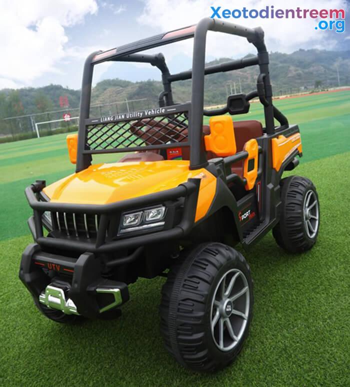 Ô tô điện trẻ em 4 động cơ KP-6688 1