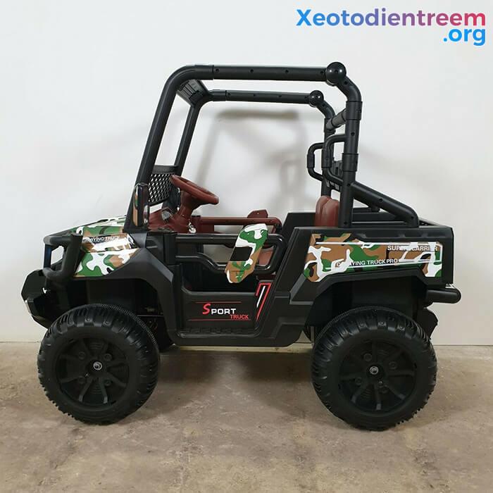 Ô tô điện trẻ em 4 động cơ KP-6688 13