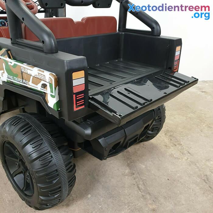 Ô tô điện trẻ em 4 động cơ KP-6688 16