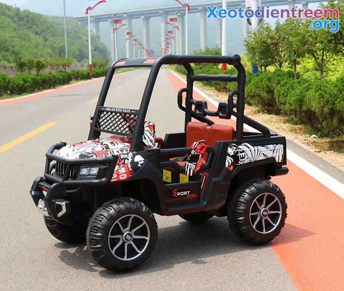 Ô tô điện trẻ em 4 động cơ KP-6688 8