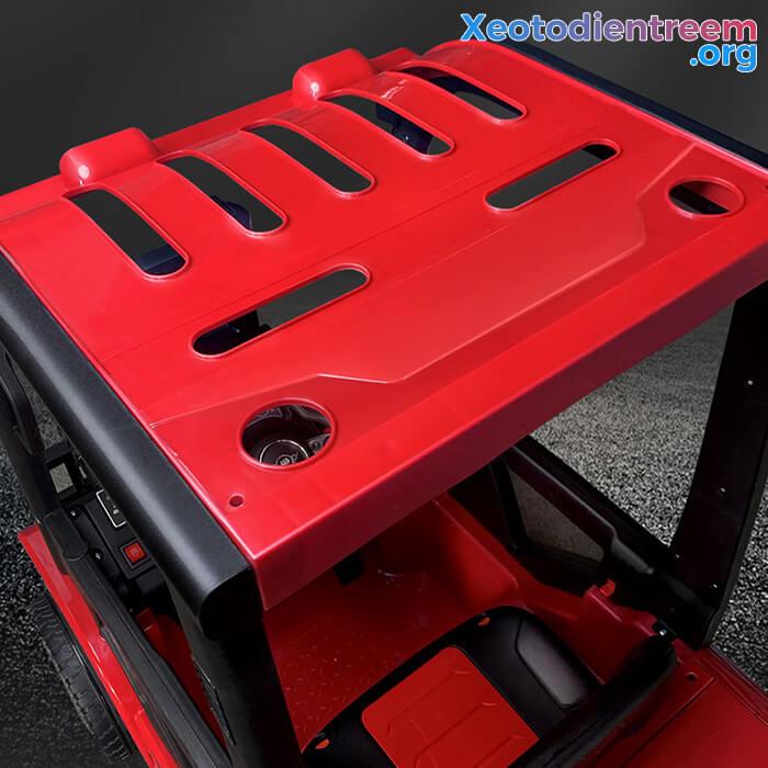 Xe nâng chạy điện cho bé DLS-08 10