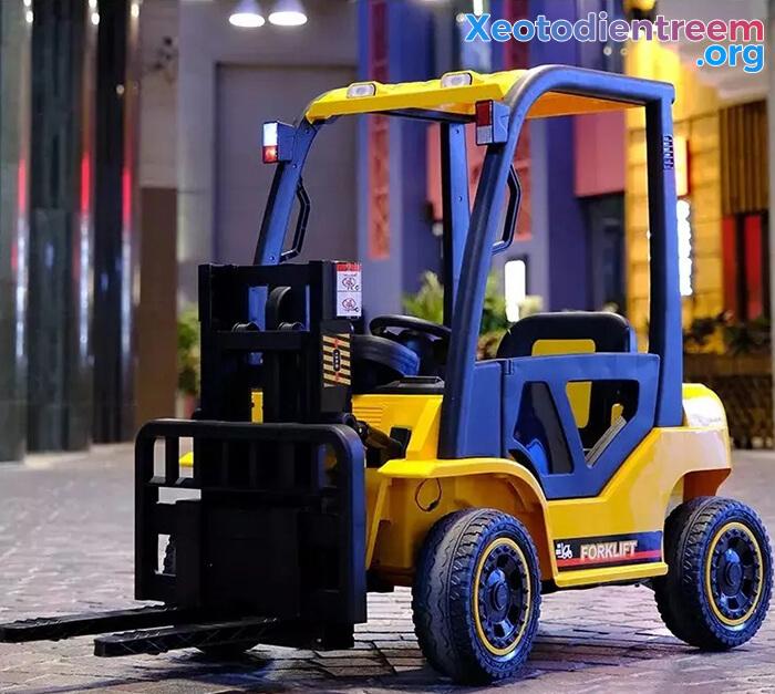 Xe nâng chạy điện cho bé DLS-08 5