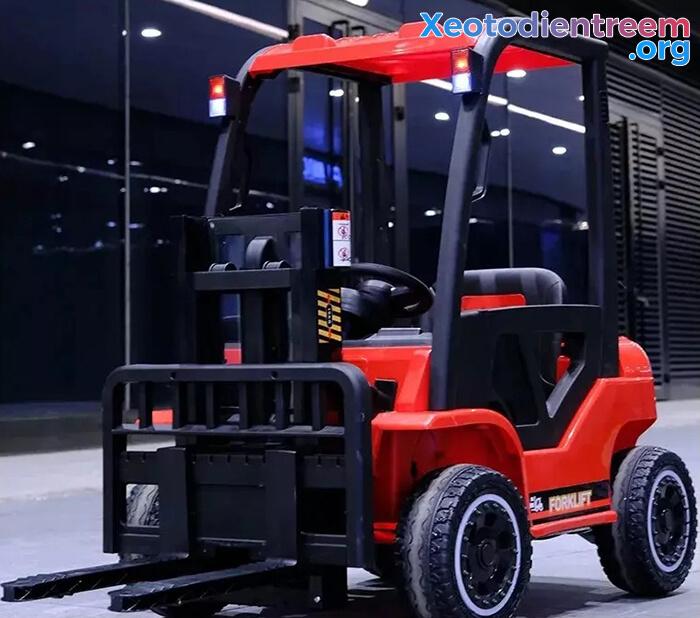 Xe nâng chạy điện cho bé DLS-08 7