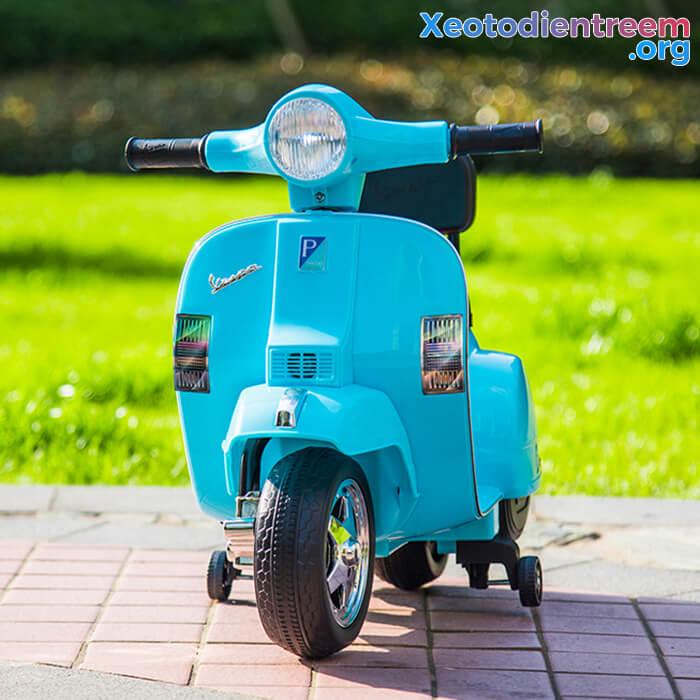 Xe máy điện cho bé Vespa A008 PX150 3