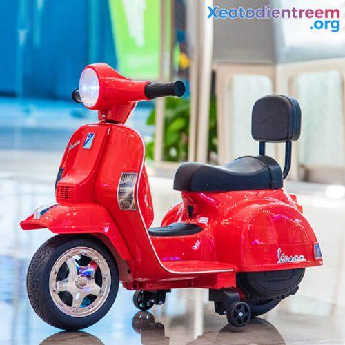 Xe máy điện cho bé Vespa A008 (PX150)