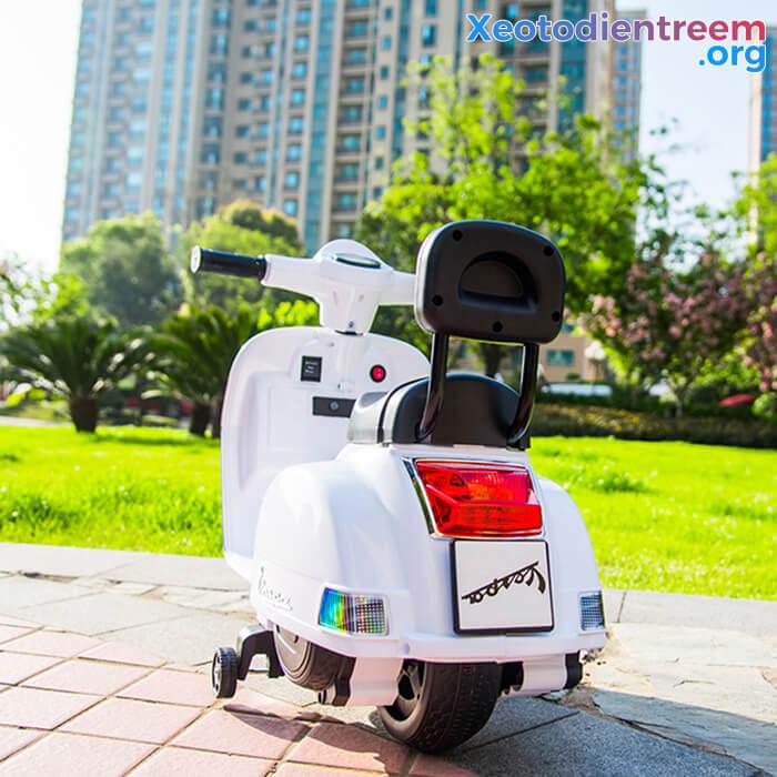 Xe máy điện cho bé Vespa A008 PX150 8